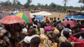 Fizi-RDC: Foire organisé par World Vision á Mboko