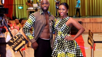 Fashion Show: la collection Rosette couture, mu kongomani-muswahili wa Montreal.