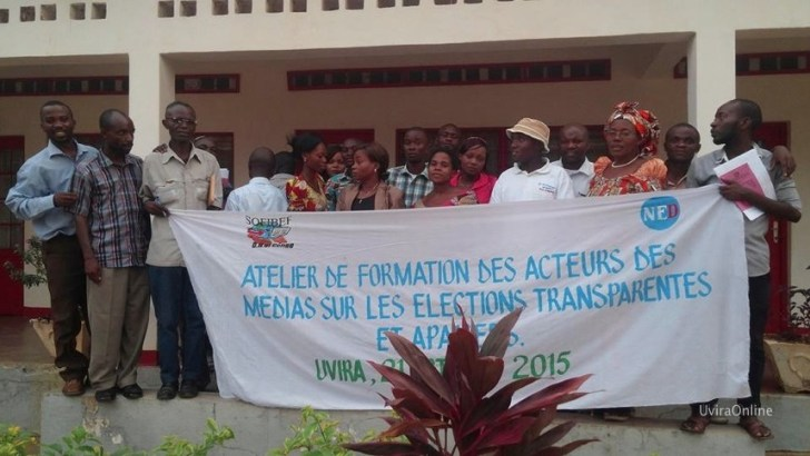 Atelier de formation: Contribuer à la paix et à la transparence pendant le processus électoral en cours dans Uvira et Fizi