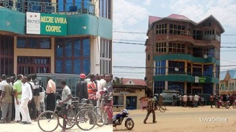 """Uvira-RDC: Vol à La Mutuelle d'Épargne et de Crédits d'Uvira """"MECRE"""""""