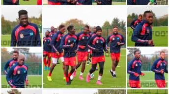 Eliminatoires-Mondial 2018 : Les 23 Léopards sélectionnés pour affronter le Burundi