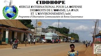Communiqué: Nouveaux affrontements à Beni-RDC