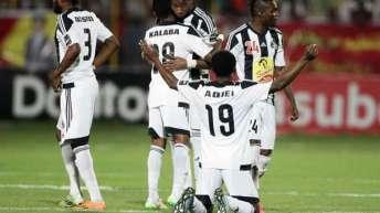 La formation congolaise a remporté la première manche de la finale de Ligue des Champions sur le terrain de l'USM Alger.