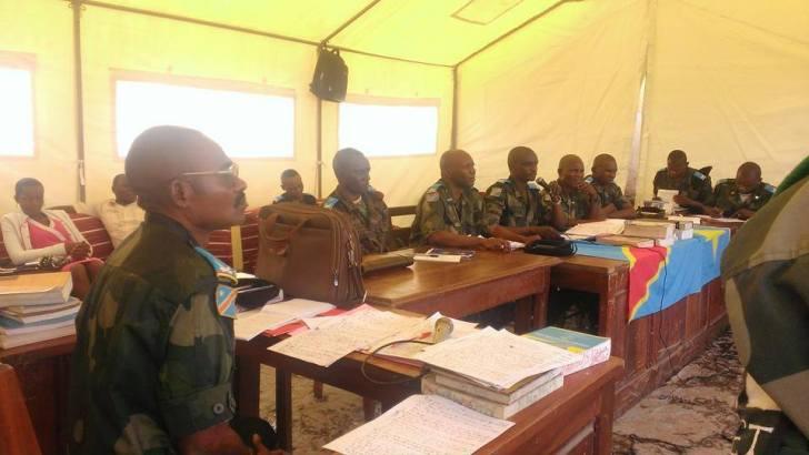 tribunal militaire d'Uvira