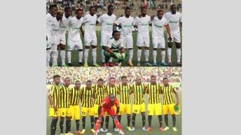 Football-RDC : DC Motema Pembe – AS V. Club dimanche pour la place de leader de la zone Ouest à la LINAFOOT