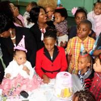 Montréal-Canada: Soirée anniversaire d'Esther