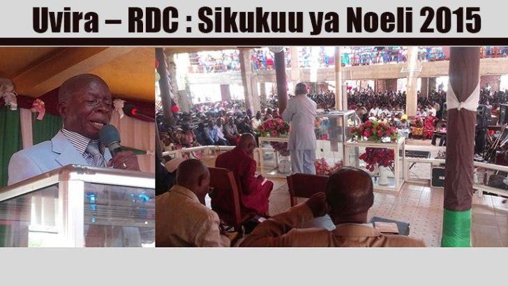 Uvira – RDC : Sikukuu ya Noeli 2015