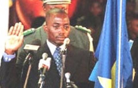C'ÉTAIT: un 26 janvier, comme aujourd'hui…Joseph Kabila est investi quatrième président de la RD Congo