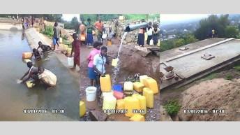 EAU: La carence d'eau potable à Kamanyola et Katogota
