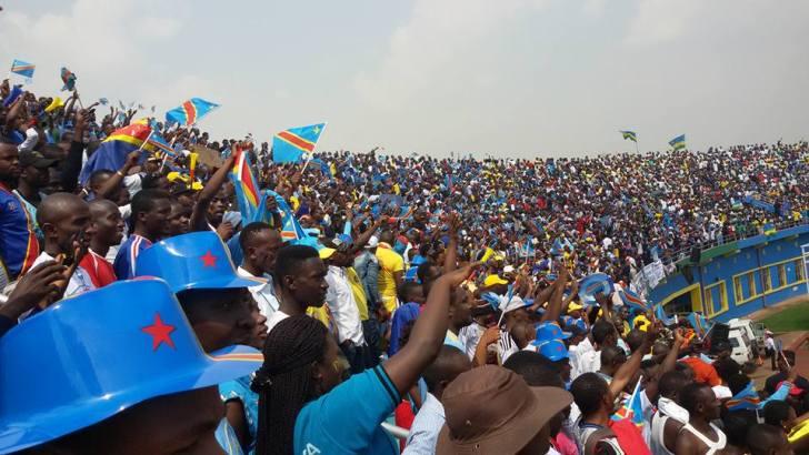 CHAN 2016: Album de 104 photos de l'ambiance autour du match Rwanda Vs RDC
