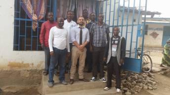 Échange entre la Nouvelle Société Civile Congolaise et le chef de bureau du CICR Uvira-Fizi.