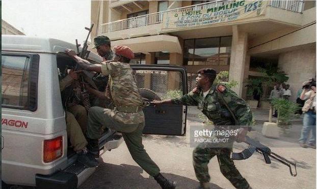 C'ÉTAIT: un 28 janvier, comme aujourd'hui…pillages au Zaïre