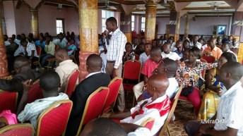 Uvira-RDC: une conference debat en memoire des heros nationaux Emery patrice Lumumba et Mzee Laurent Desire kabila