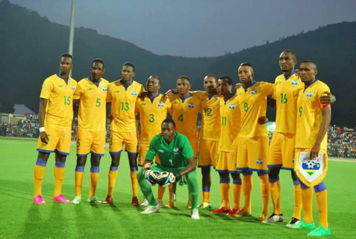 equipe du Rwanda