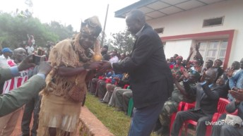 Lemera-RDC: Intronisation de Mwami MUKOGABWE II MUZIMA WA SIMBA Albert