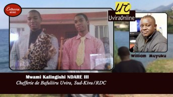 Conflit ya bwami kubafuliiru: entrevues na Mwami Kalingishi na Oncle yake Albert