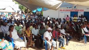 Uvira – RDC : Meeting Populaire organisé par l'UDPS / Uvira