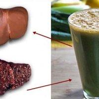 Une boisson naturelle pour nettoyer la graisse accumulée dans le foie