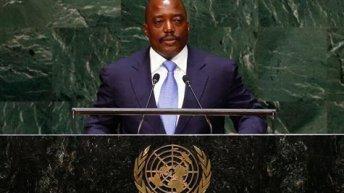Climat : franc succès pour Joseph Kabila à New York.