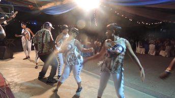 Divertissement: Amani Kwanza Band ya Eto Dunia kutoka Canada ya burudisha wa Tanzania