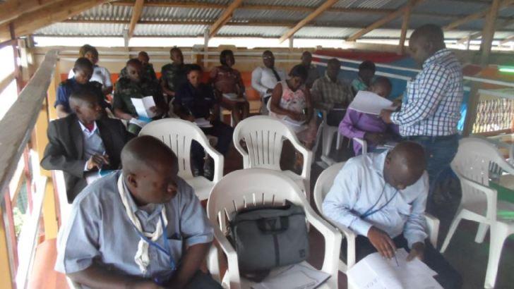 Uvira-RDC: Le personnel pénitentiaire de la Prison centrale d'Uvira formé aux règles « Mandela »