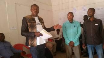 Uvira-RDC: Installation de la NSCC à Kalungwe
