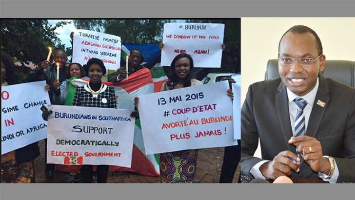 Burundi: Le rôle du Rwanda dans la crise burundaise