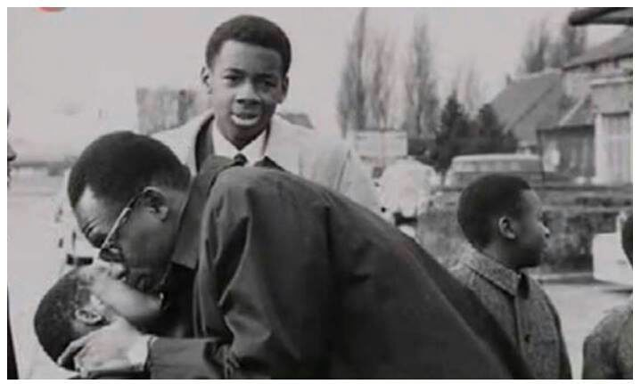 Mobutu et fils
