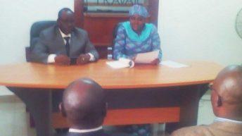 Bujumbura: Francine Muyumba rencontre la diaspora congolaise au Burundi