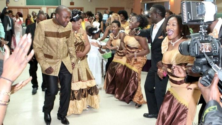 En photos le Mariage de Ekoukou Materanya & Thethe Sepa à Montréal