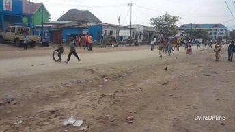 Kavimvira-RDC: Arrestation  de trois présumé coupeurs de route