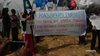 Uvira – RDC : Les activités restées paralyser de la Ville d'Uvira l'avant midi de ce lundi 19 septembre 2016
