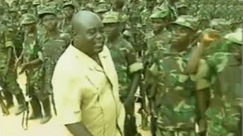 C'etait: Un 25 0ctobre 1996, Uvira tombait aux mains des rebelles de l'Alliance de l'AFDL