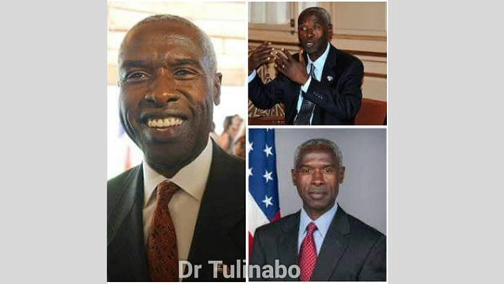 PERSONNALITÉ: Dr Tulinabo Salama Mushingi originaire du du Sud-Kivu et Ambassadeur Extraordinaire et Plénipotentiaire des Etats-Unis d'Amérique auprès du Burkina Faso