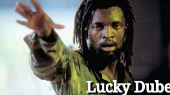 C'était: Un 18 octobre,…assassinat de Lucky Dube en Afrique du Sud
