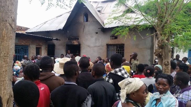 Uvira-RDC: Deux morts dans un feu la nuit du 02-03 octobre 2016