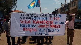 Bukavu-RDC: marche de soutien à l'accord signe par l'opposition et la majorité au pouvoir