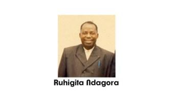 LA NOTABILITÉ DU SUD-KIVU: Jean RUHIGITA NDAGORA BUGWIKA