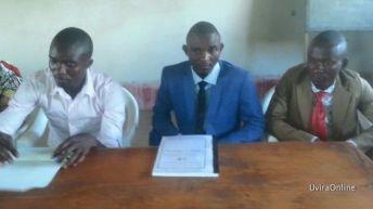 Kamanyola-RDC: Investiture du nouveau comité local des jeunes de Kamanyola