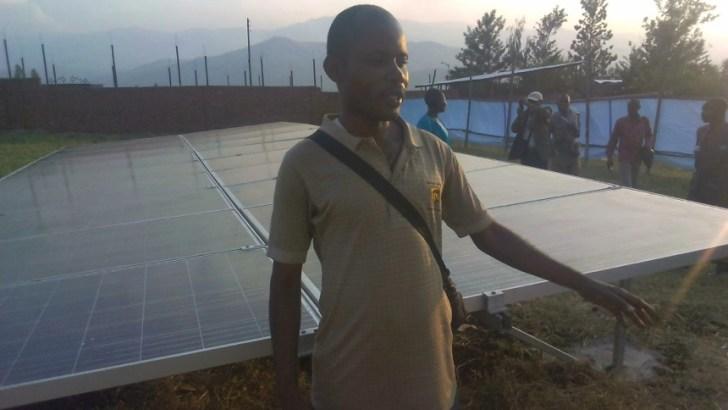 Luvungi-RDC: Inauguration de l'hôpital général de référence Mulimbalimba