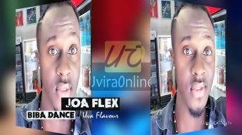 Music: JOA FLEX dans BIBA DANCE en direct de l'Afrique du Sud