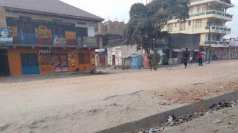 Uvira-RDC: L'appel à la manifestation pacifique ce jeudi, transformée en  une journée ville morte