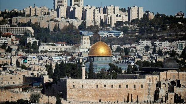 Monde: Pourquoi Jérusalem est importante