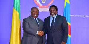RDC-Gabon: KABILA ET BONGO POUR UNE PAIX RENFORCÉE EN AFRIQUE CENTRALE