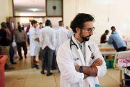 Dr. Sohi Ashraf, Mulago Hospital, Kampala, Uganda