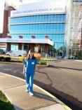 Tatiana Afanaseva, MD, J1 Scholar from Russia