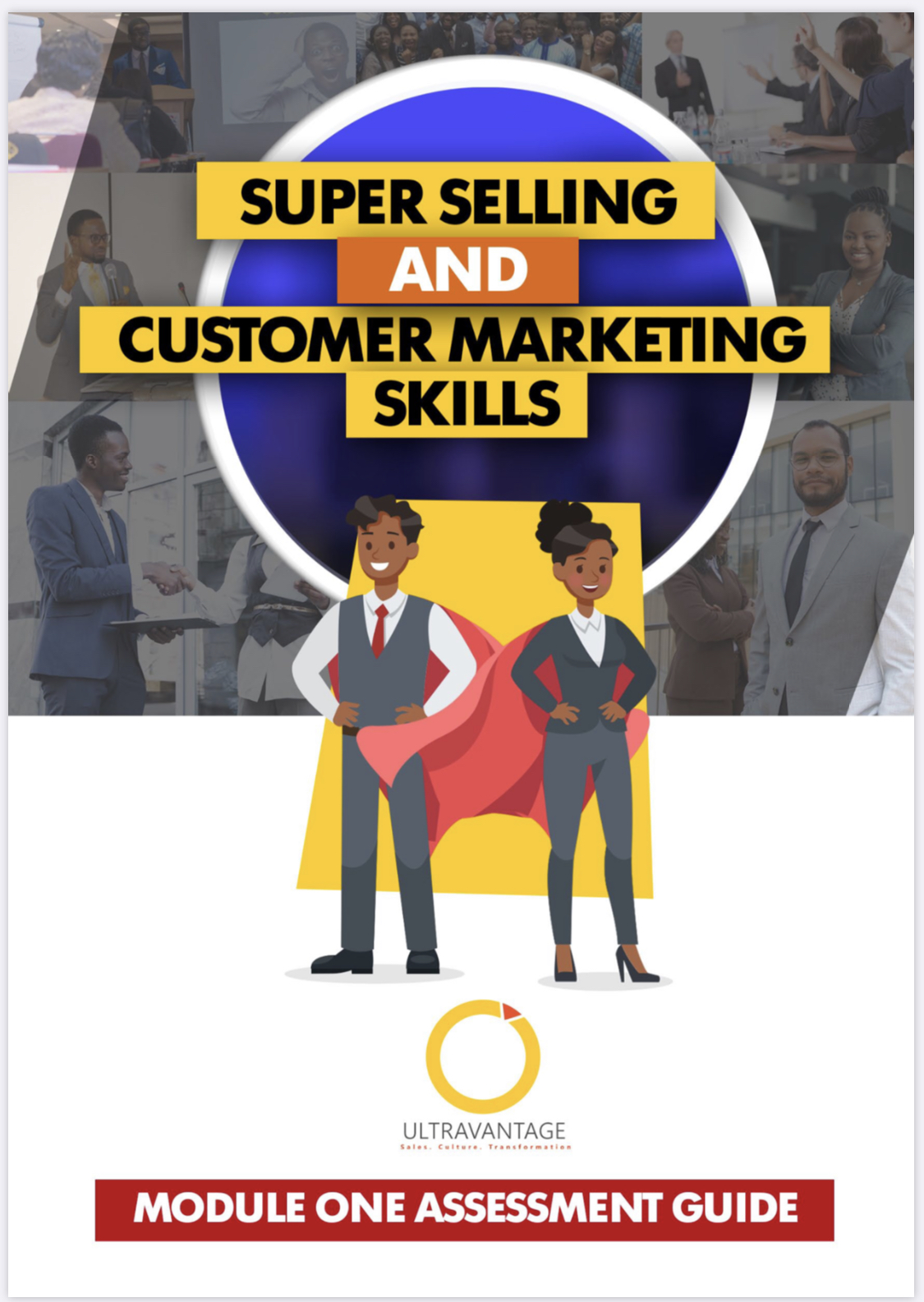 Super Selling Sales Page