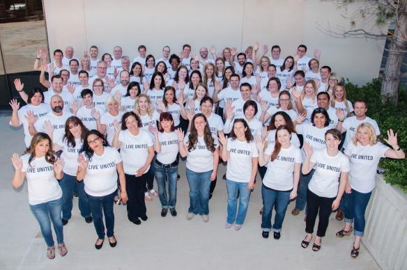 UWSL Staff 2015