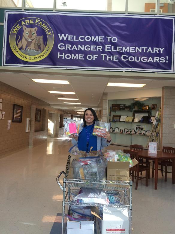 Granger Literacy Art Kit Donations