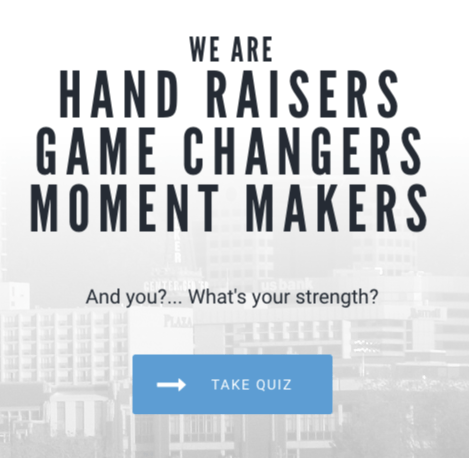 Make Your Moment Quiz